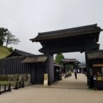 芦ノ湖と関所と最後の宿